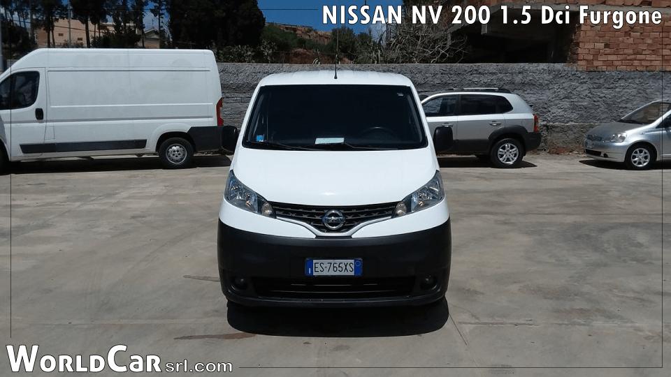 Nissan NV 200 1.5 Dci 90cv Furgone