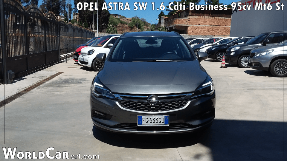 OPEL ASTRA SW 1.6 Cdti Business 95cv Mt6 St