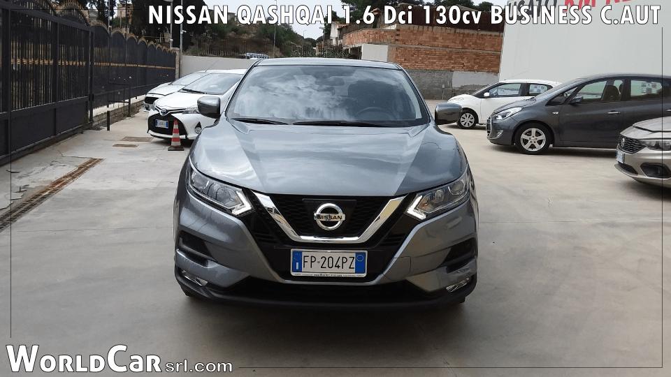 NISSAN QASHQAI1.6Dci130cv BUSINESS C.AUT