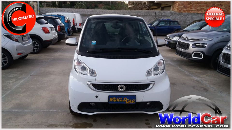SMART FORTWO COUPE' MHD