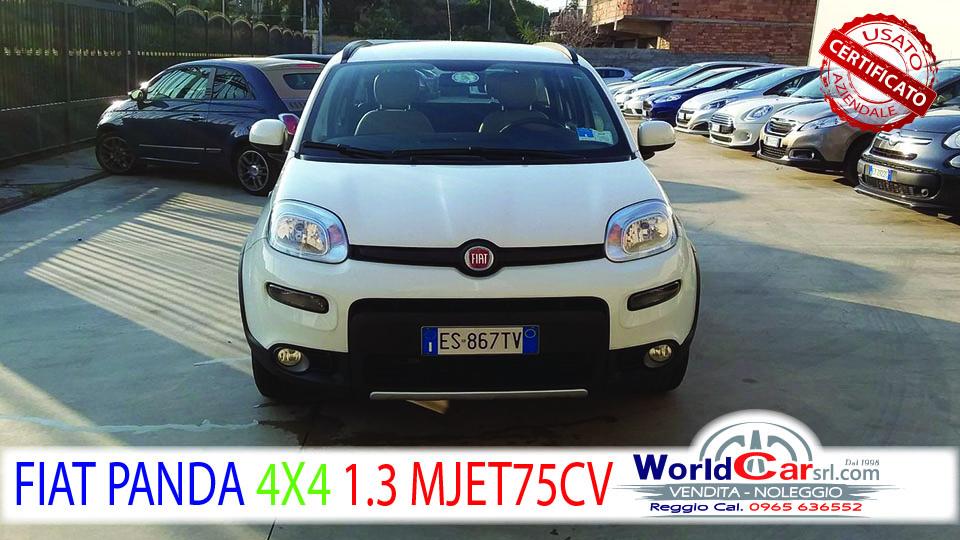 FIAT PANDA 1 3 MULTJET 4X4
