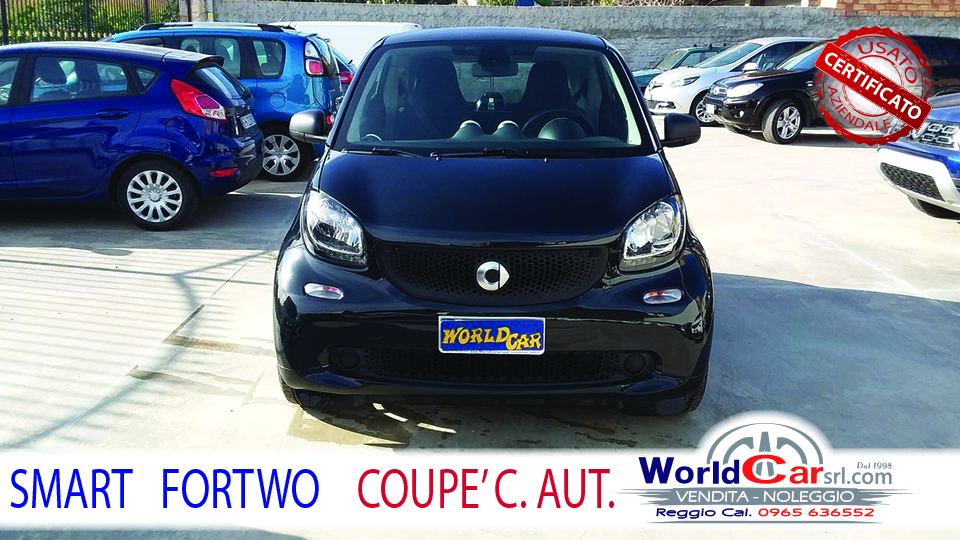 Smart Fortwo Coupè -PASSION