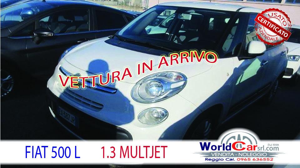 FIAT 500 L 1.3 MULTJET 85 CV