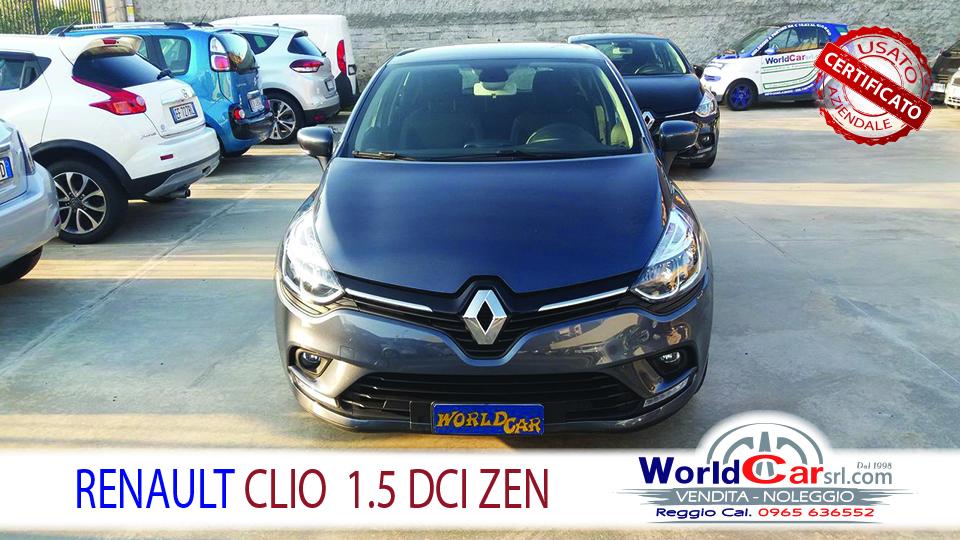 RENAULT CLIO 1.5 DCI.