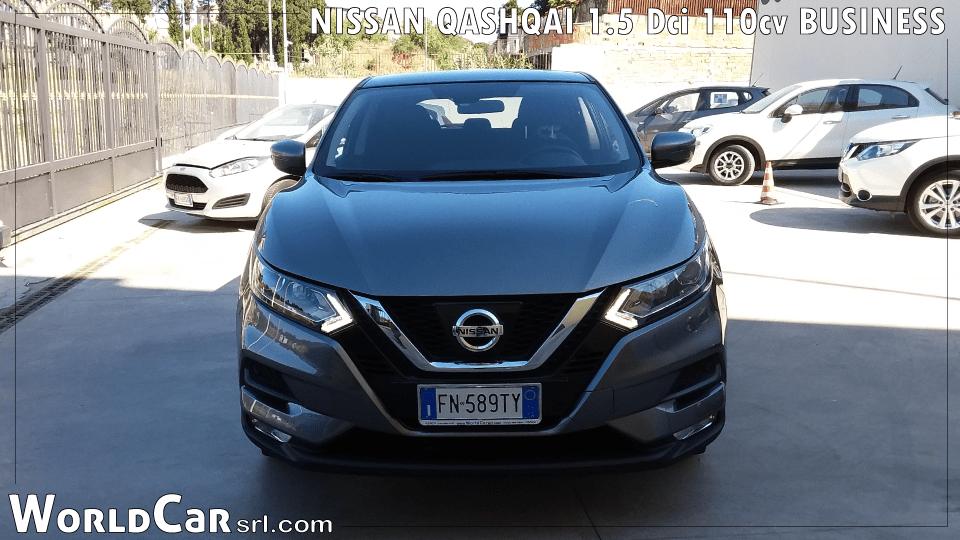 NISSAN QASHQAI1.5Dci110cv BUSINESS
