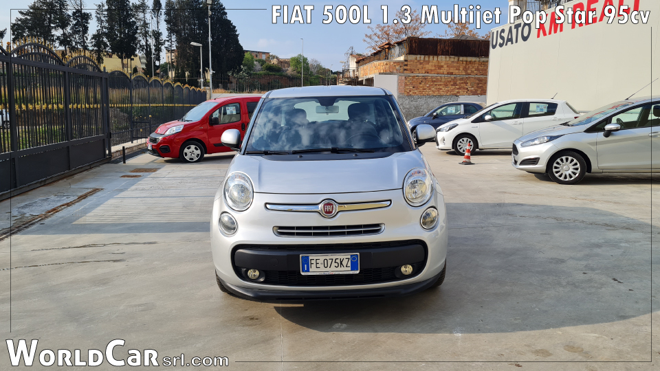 FIAT 500L 1.3 Multijet Pop Star 95cv
