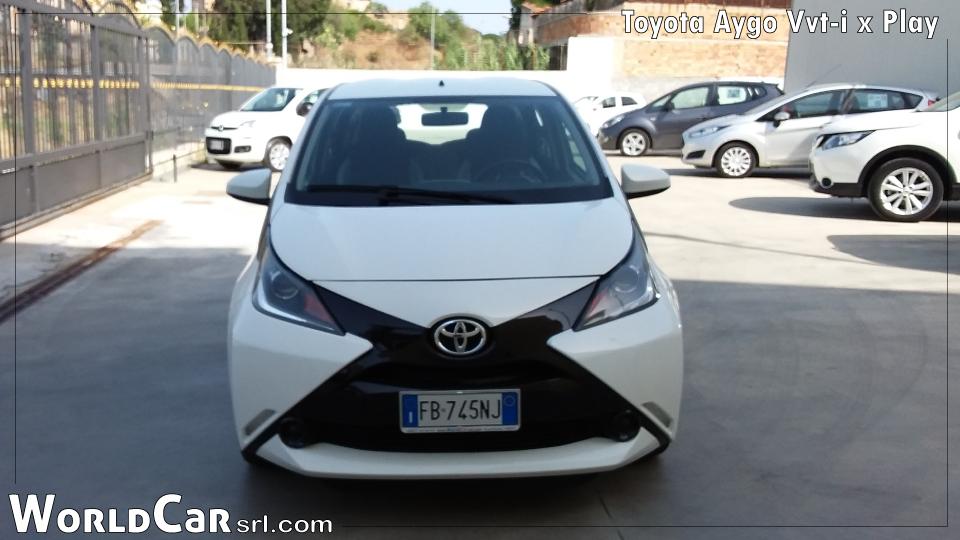 Toyota Aygo Vvt-I x Play